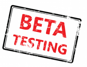 Images of Beta Test | 300x231