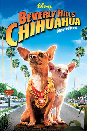 HD Quality Wallpaper | Collection: Movie, 300x450 Beverly Hills Chihuahua