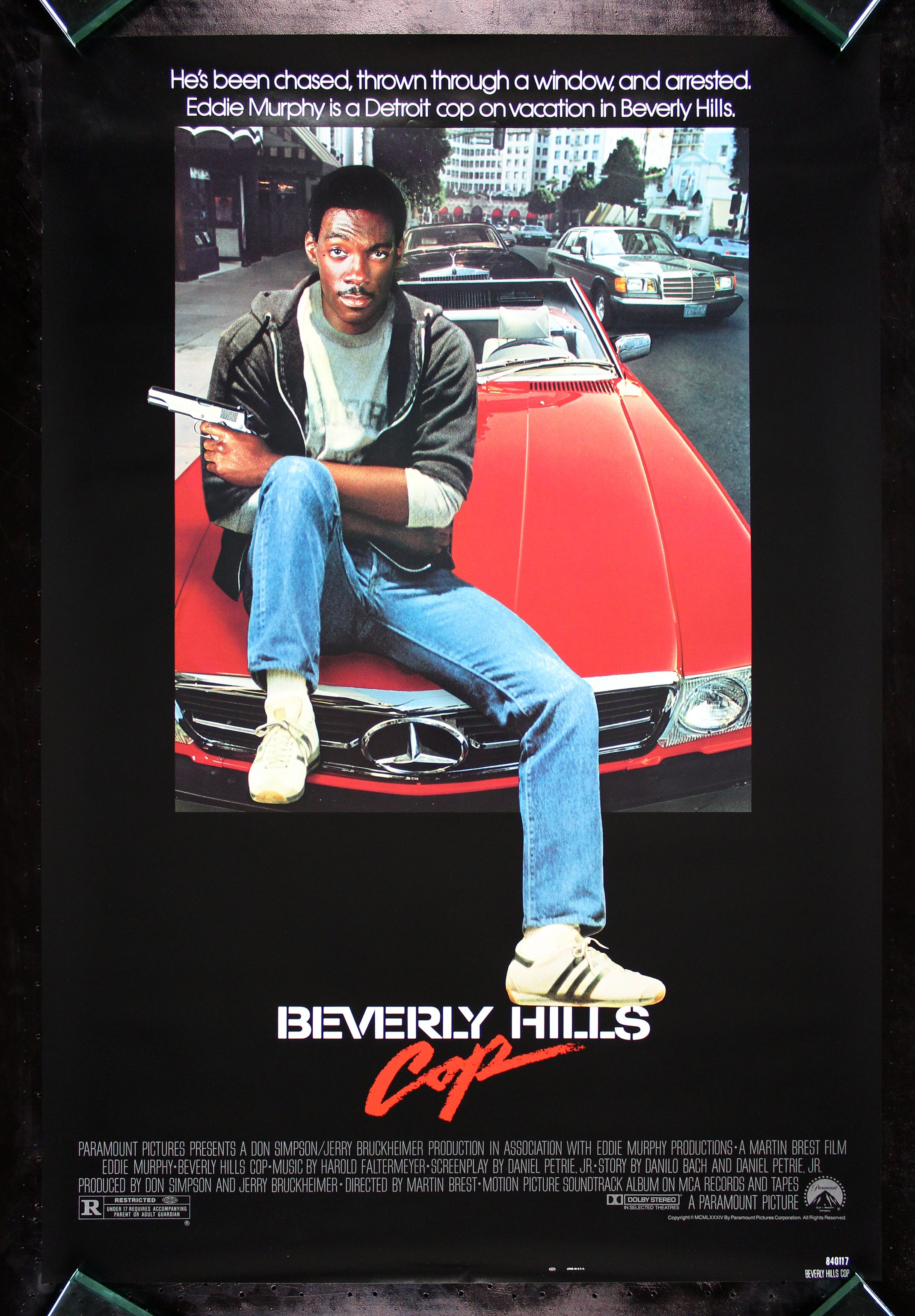 HQ Beverly Hills Cop Wallpapers | File 1105.46Kb