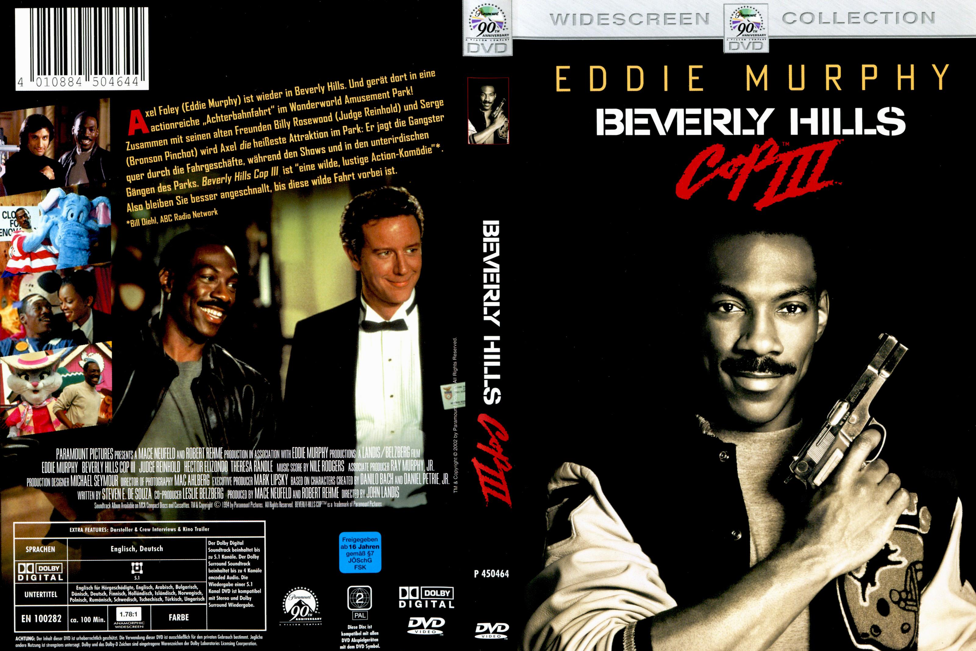 Beverly Hills Cop III #10