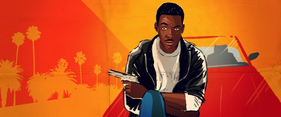 HD Quality Wallpaper | Collection: Movie, 1140x474 Beverly Hills Cop