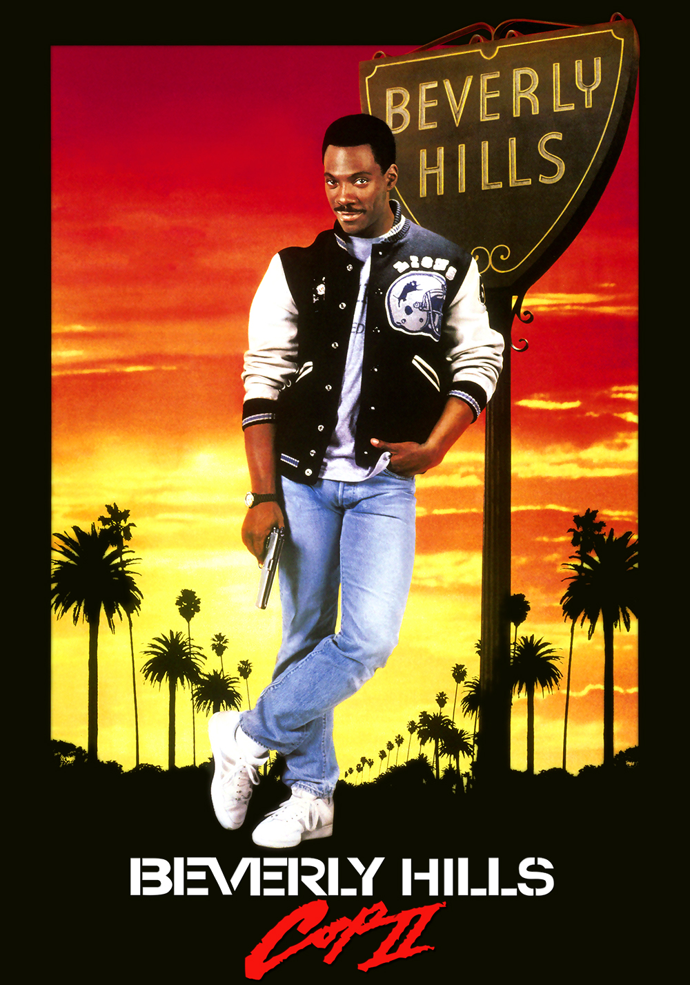 Nice Images Collection: Beverly Hills Cop Desktop Wallpapers