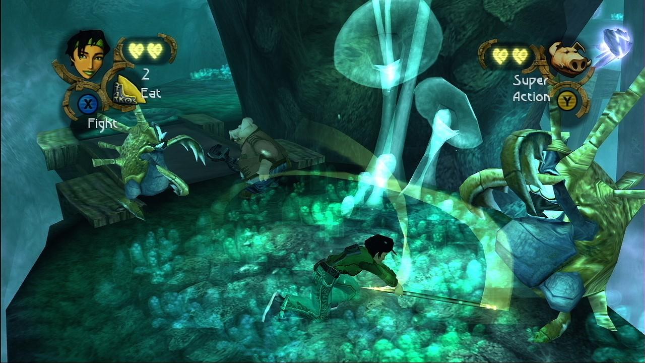 Beyond Good Evil Wallpapers Video Game Hq Beyond Good Evil
