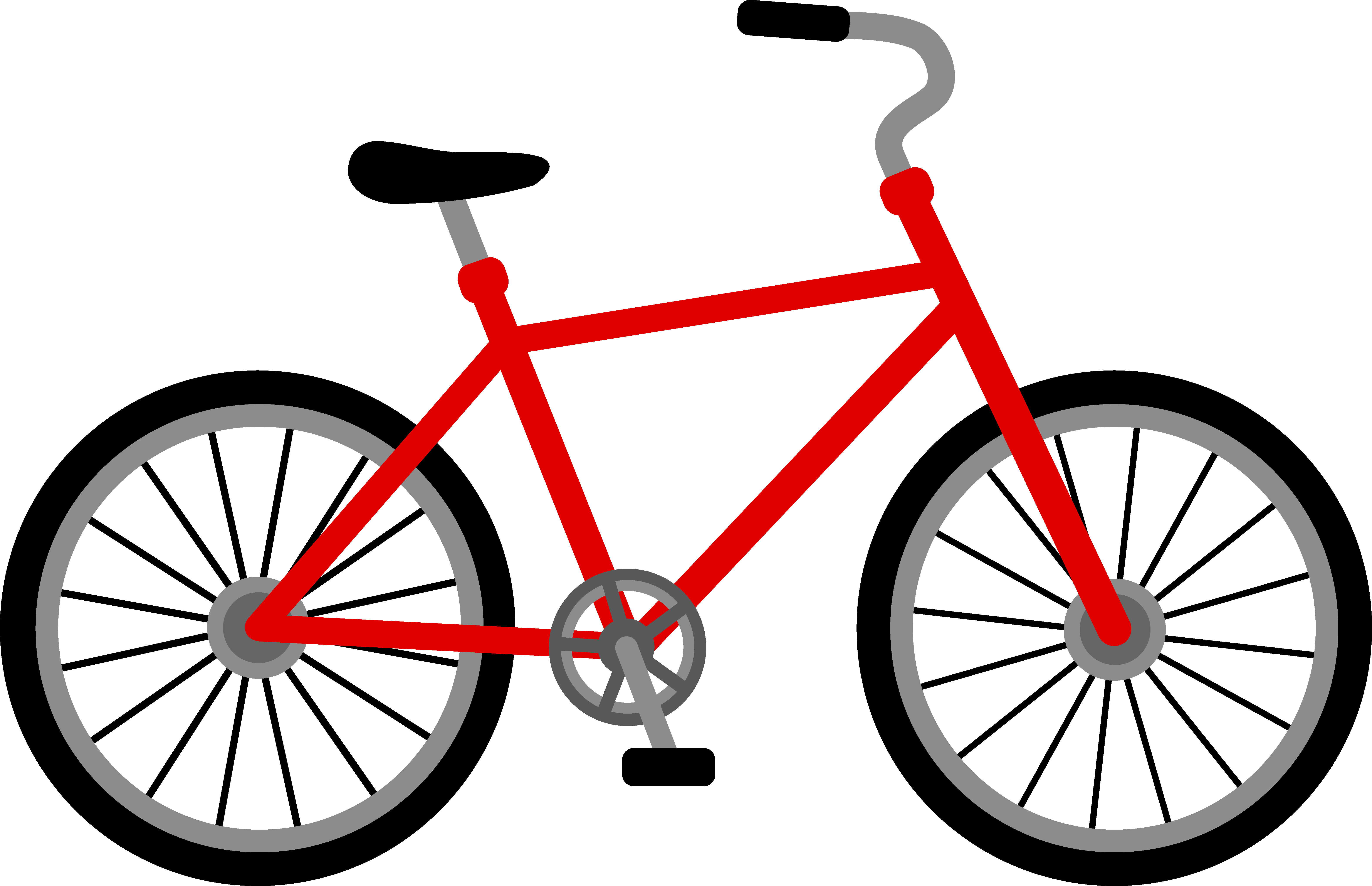 Nice wallpapers Bicycle 6305x4070px