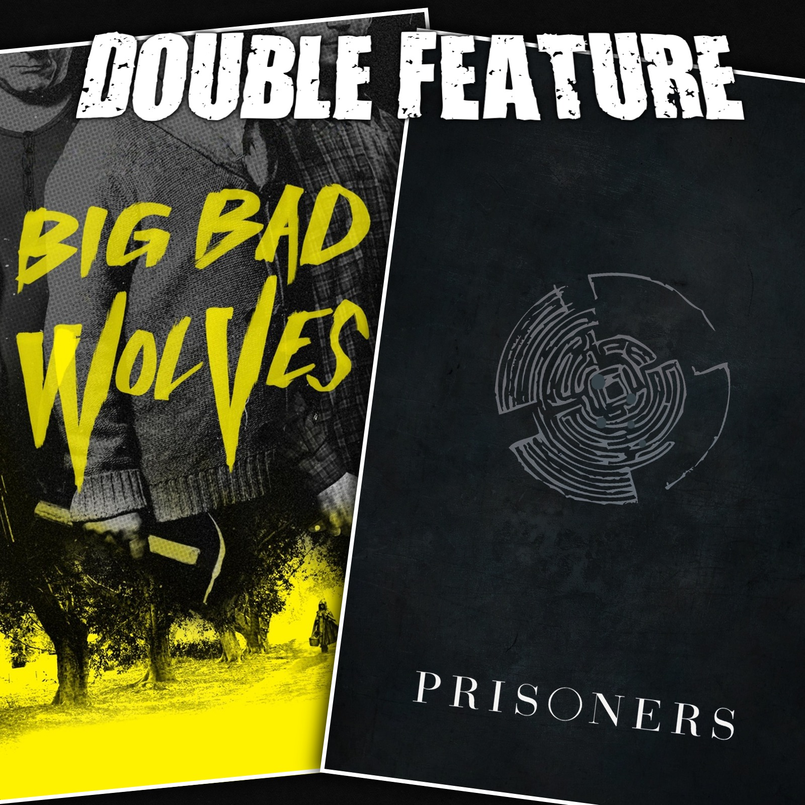 High Resolution Wallpaper | Big Bad Wolves 1600x1600 px