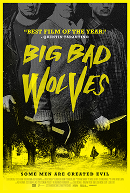 High Resolution Wallpaper | Big Bad Wolves 260x385 px