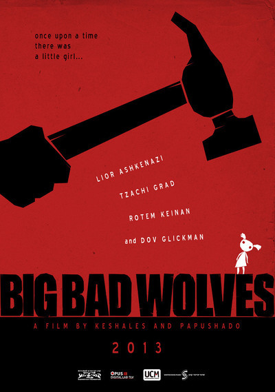 Nice wallpapers Big Bad Wolves 400x569px