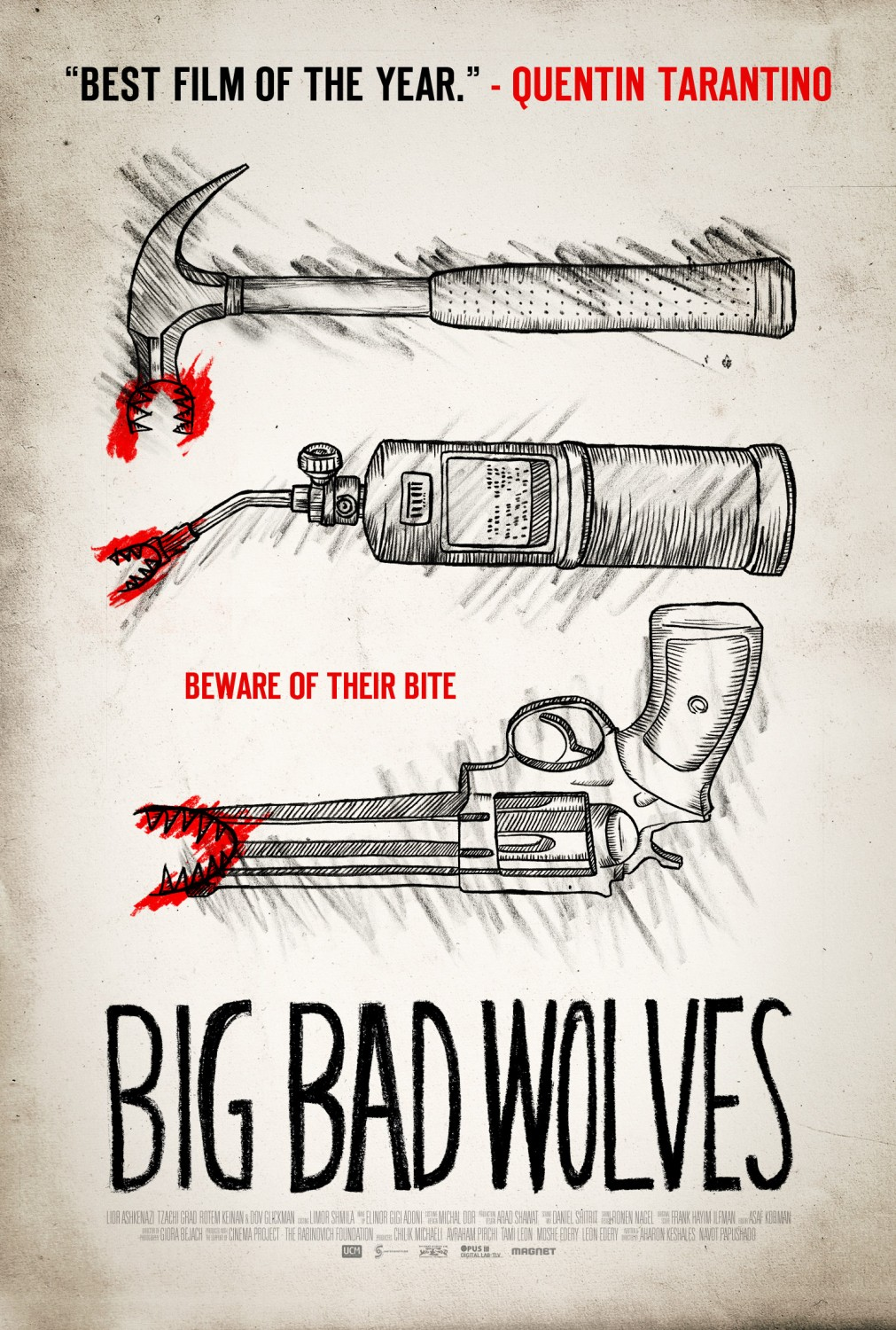 Nice wallpapers Big Bad Wolves 1011x1500px