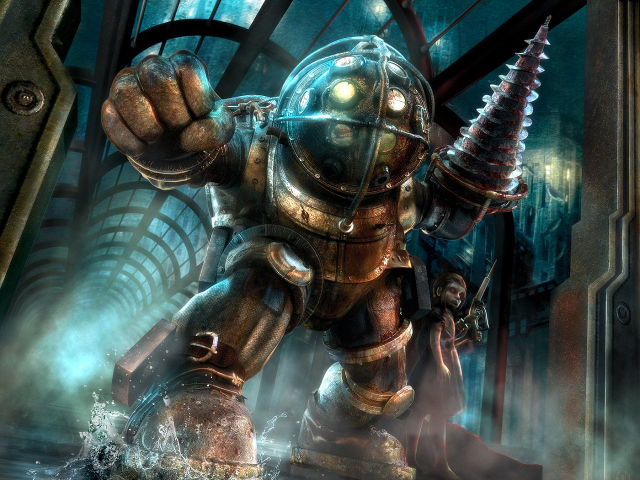 Amazing Big Daddy Pictures & Backgrounds