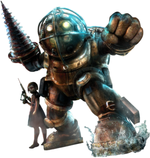 300x317 > Big Daddy Wallpapers