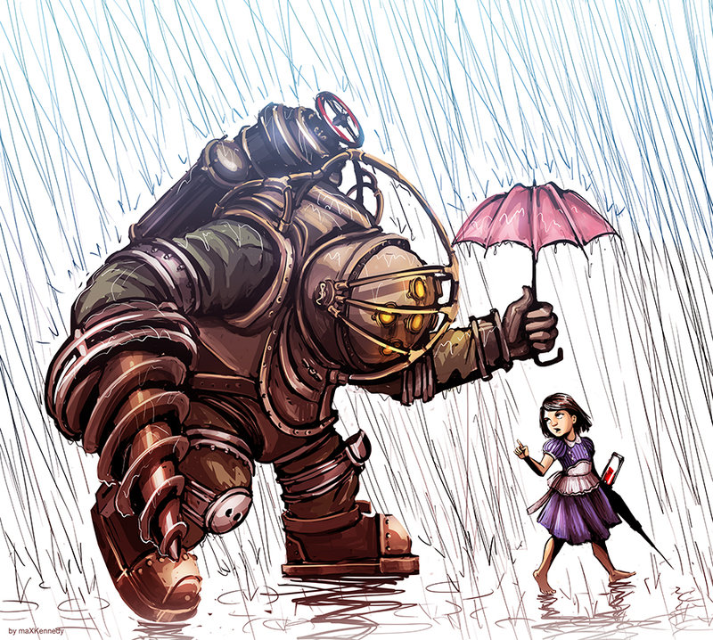 Nice Images Collection: Big Daddy Desktop Wallpapers