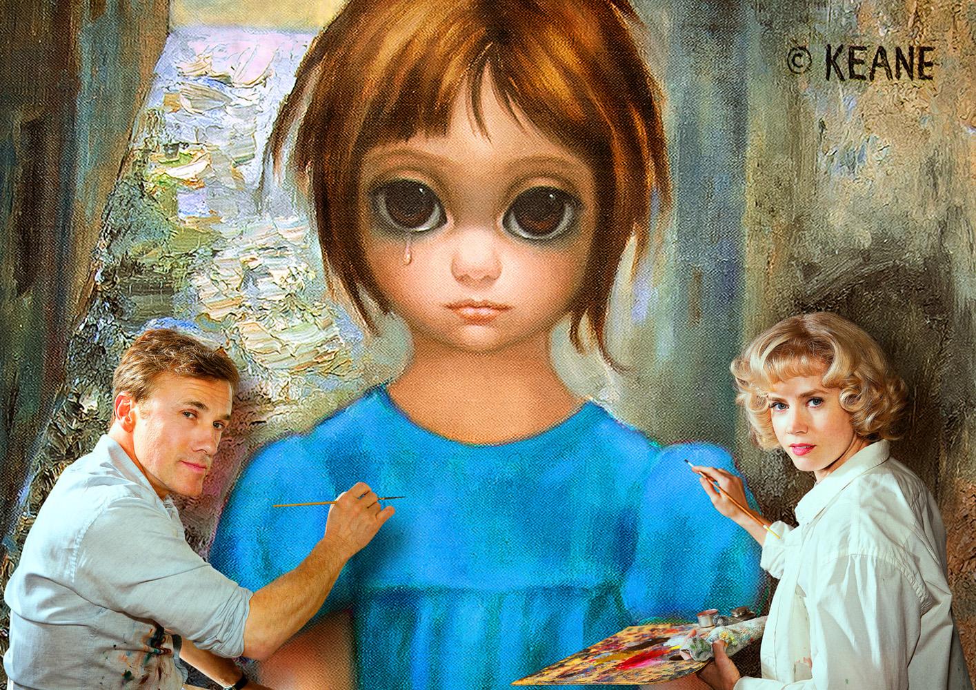 Nice wallpapers Big Eyes 1415x1000px