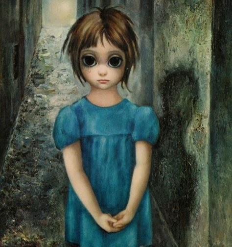 Nice Images Collection: Big Eyes Desktop Wallpapers