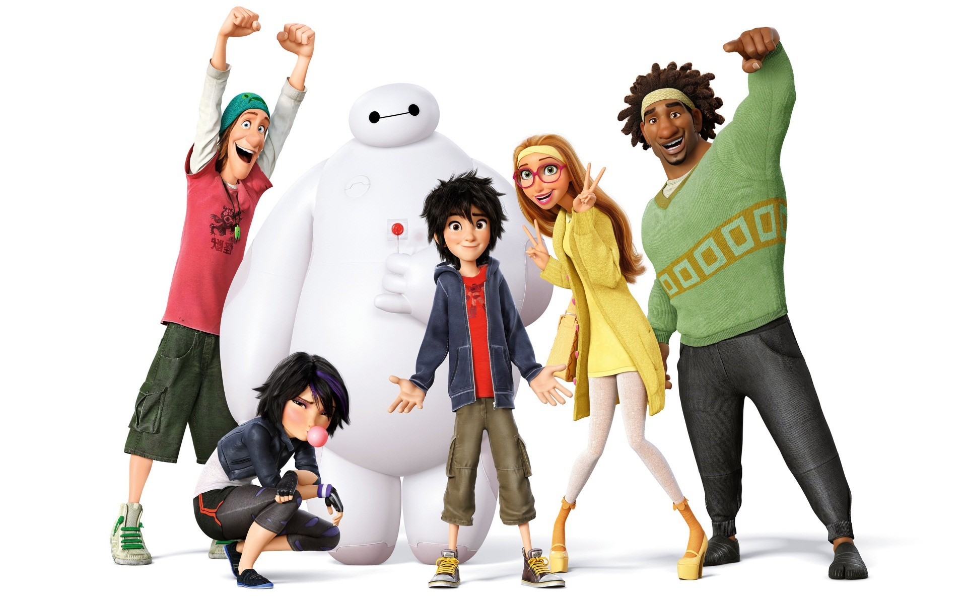 Amazing Big Hero 6 Pictures & Backgrounds