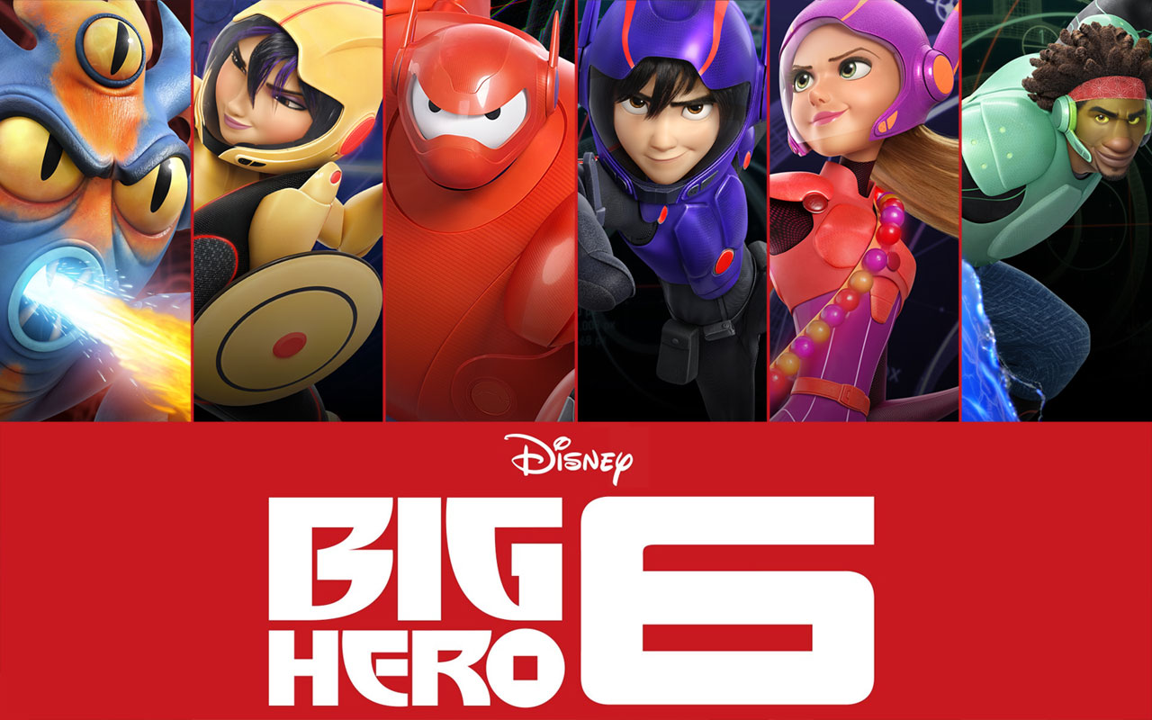 Images of Big Hero 6 | 1280x800