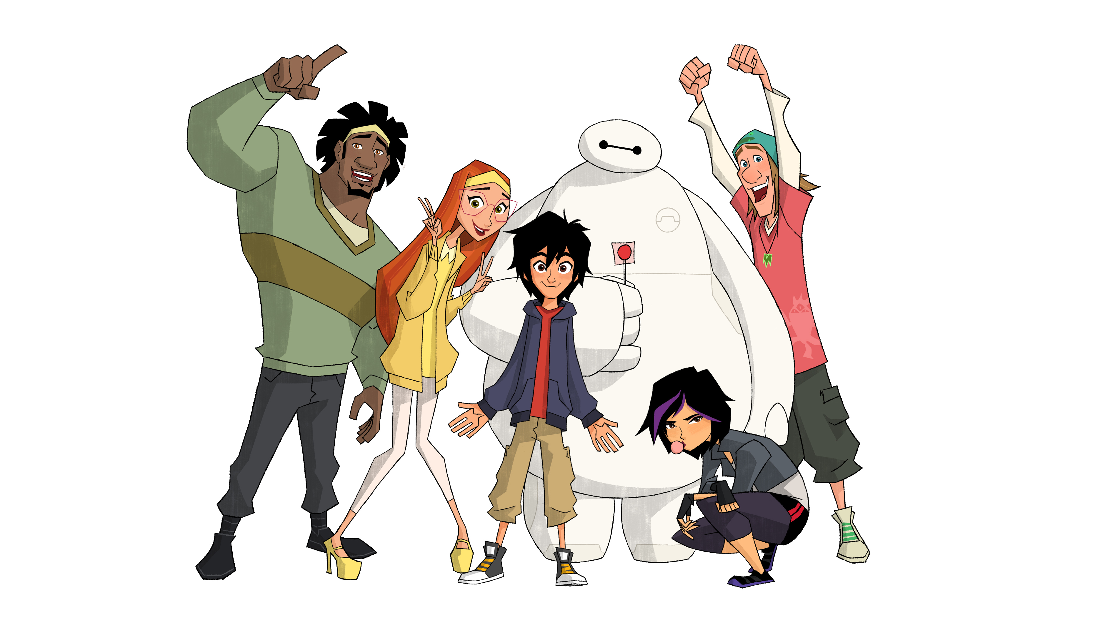 Big Hero 6 Backgrounds on Wallpapers Vista