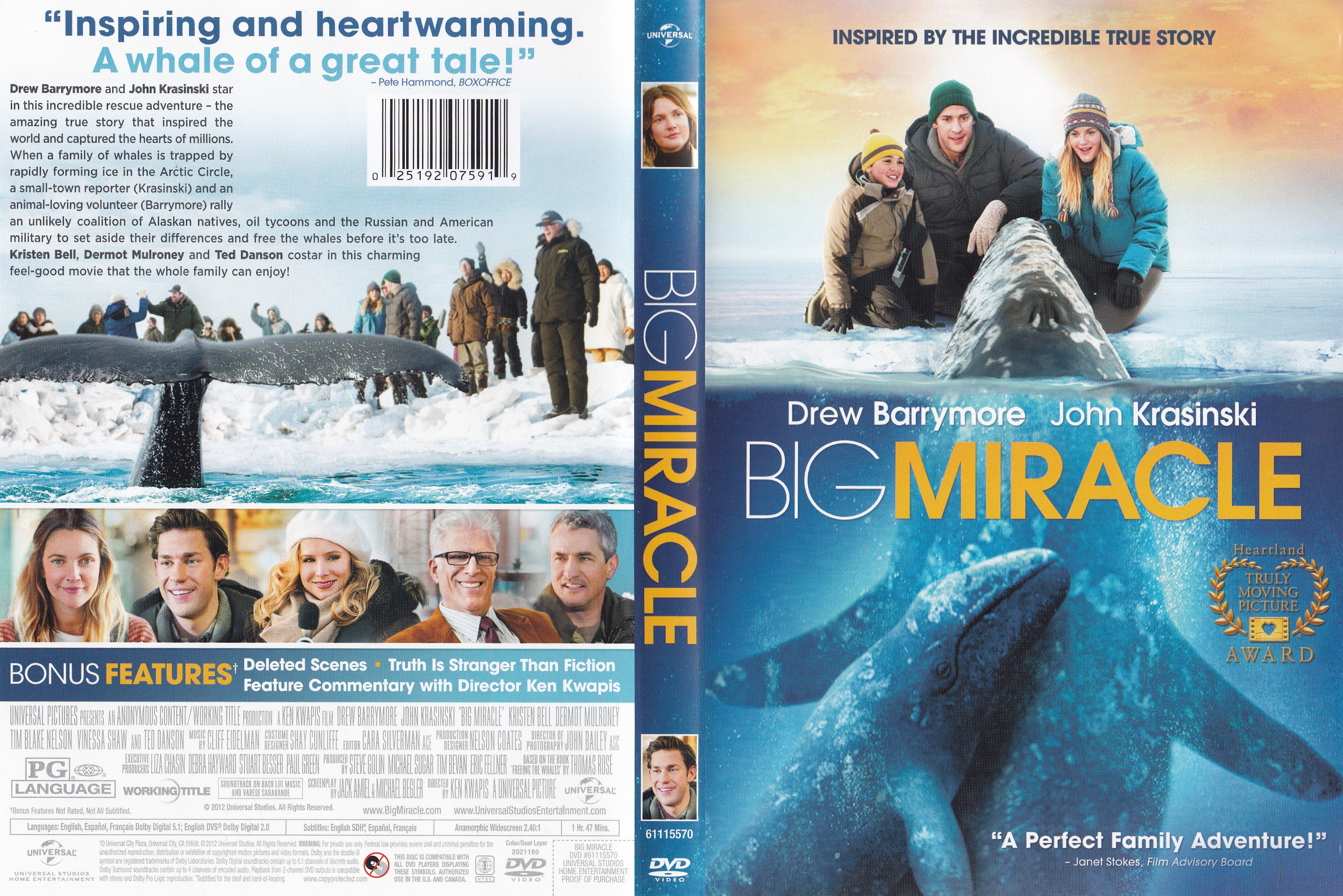 HQ Big Miracle Wallpapers | File 2632.2Kb