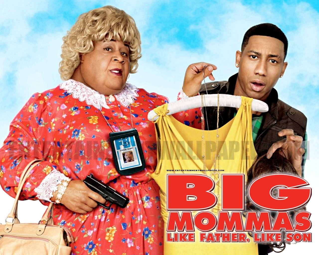 HD Quality Wallpaper | Collection: Movie, 1280x1024 Big Mommas: Like Father, Like Son
