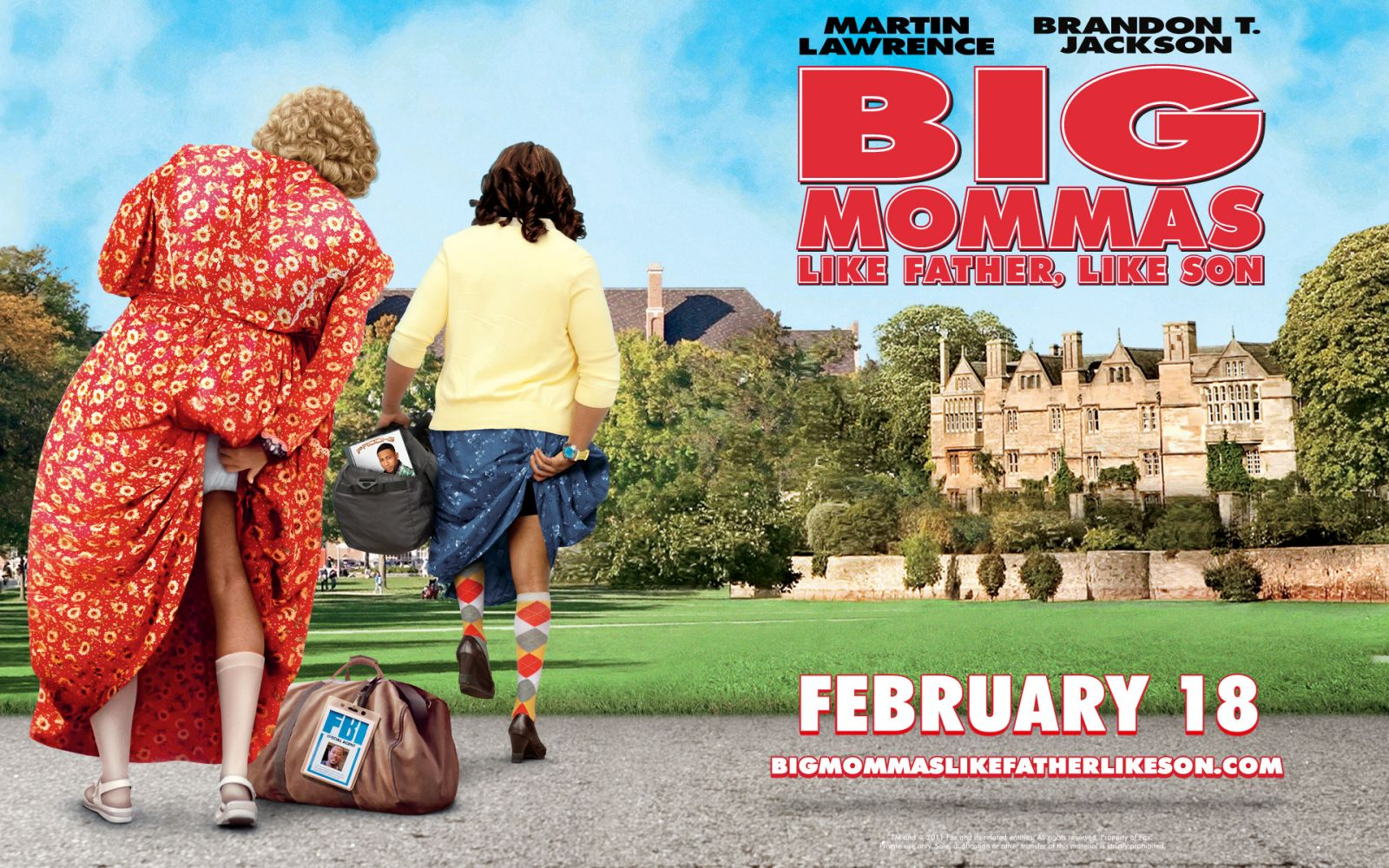 Big Mommas: Like Father, Like Son Backgrounds, Compatible - PC, Mobile, Gadgets| 1600x1000 px