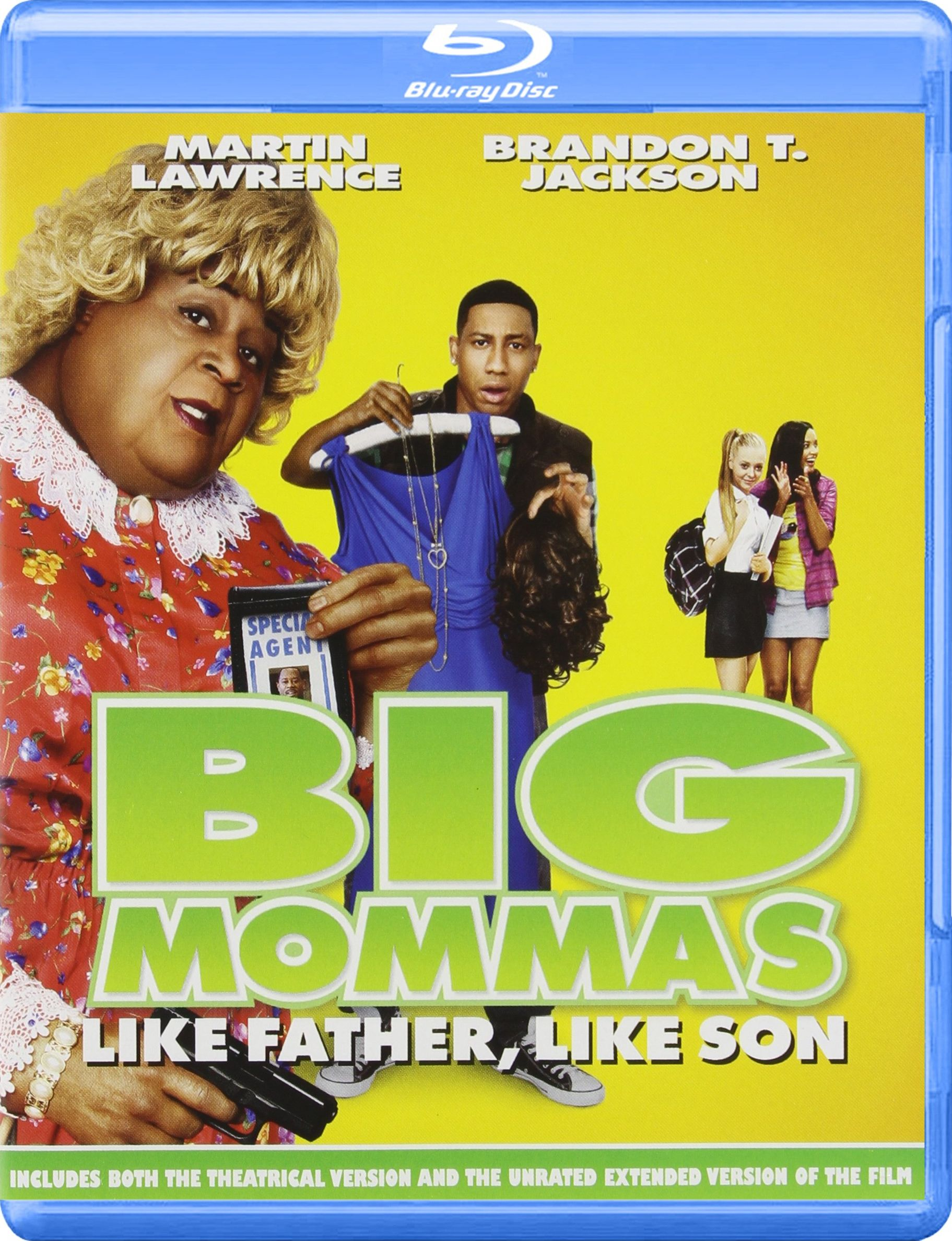 High Resolution Wallpaper | Big Mommas: Like Father, Like Son 1823x2377 px