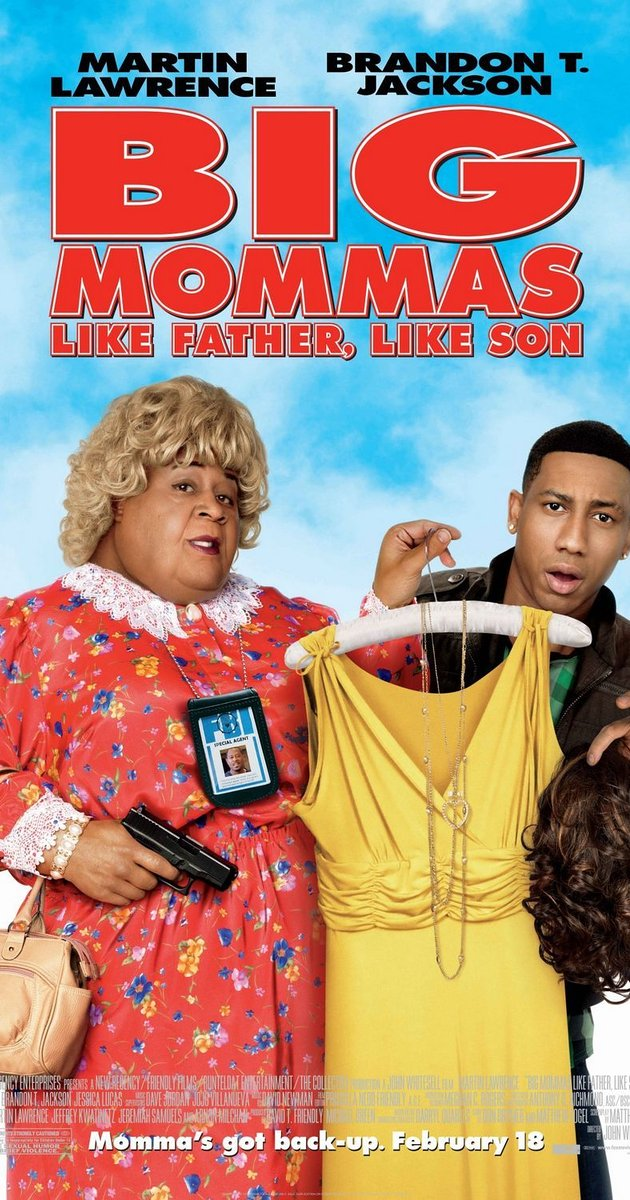 Images of Big Mommas: Like Father, Like Son | 630x1200