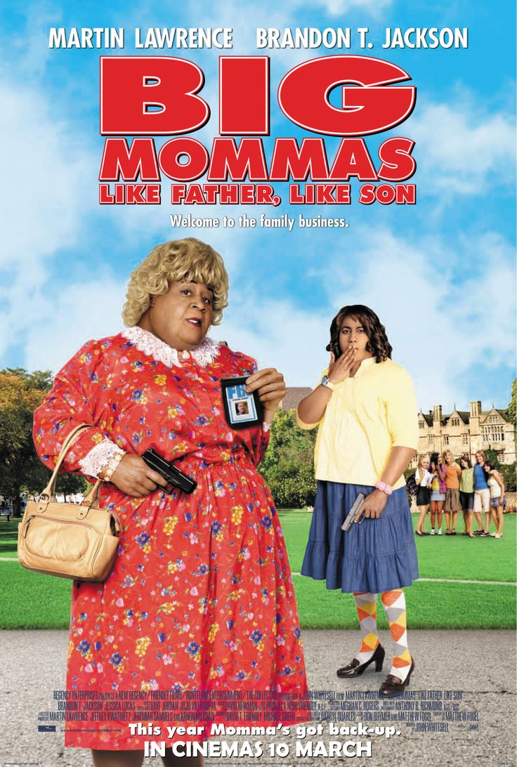 HQ Big Mommas: Like Father, Like Son Wallpapers | File 171.18Kb