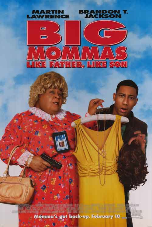 Big Mommas: Like Father, Like Son Backgrounds on Wallpapers Vista