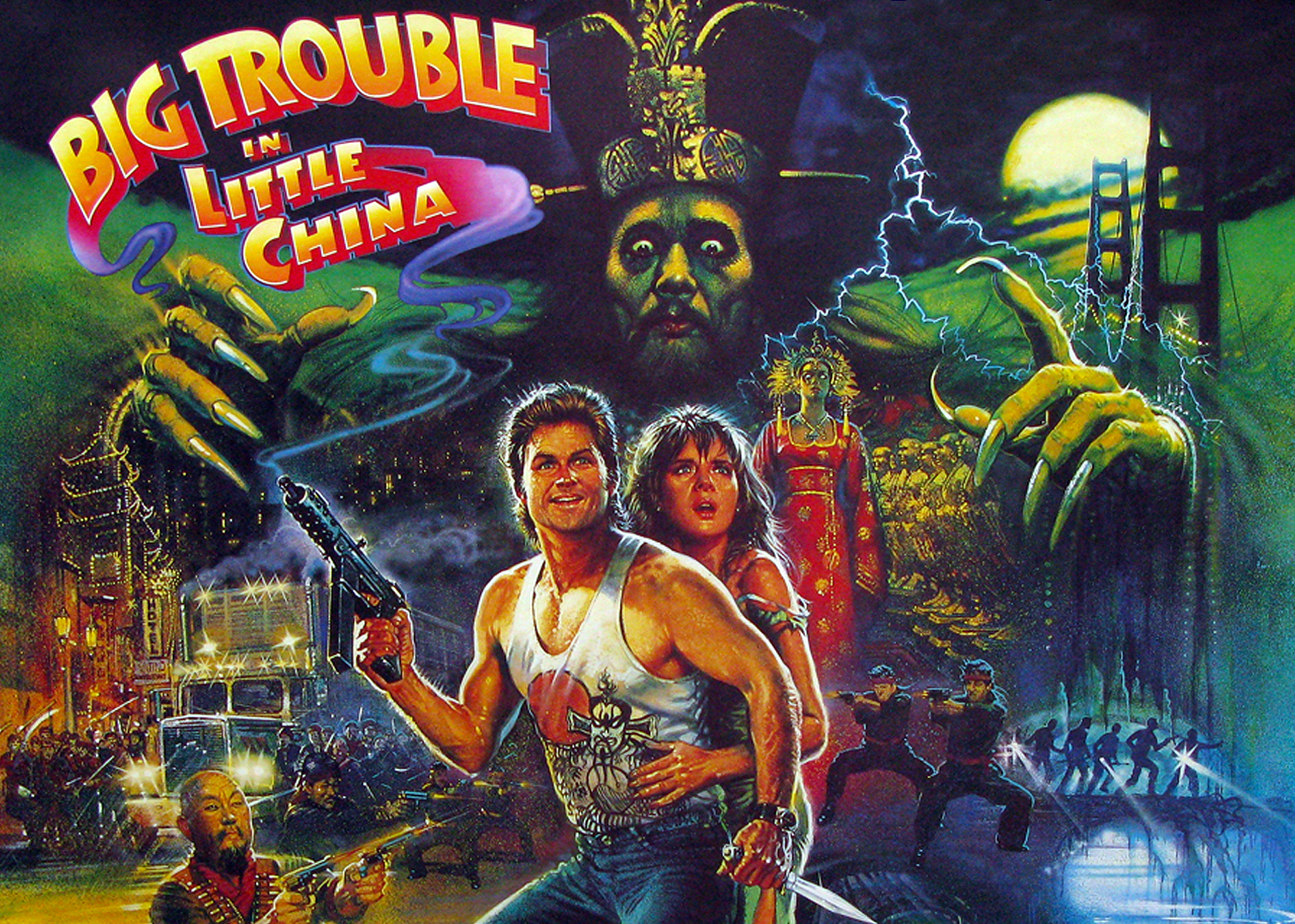 Images of Big Trouble In Little China | 1512x1079