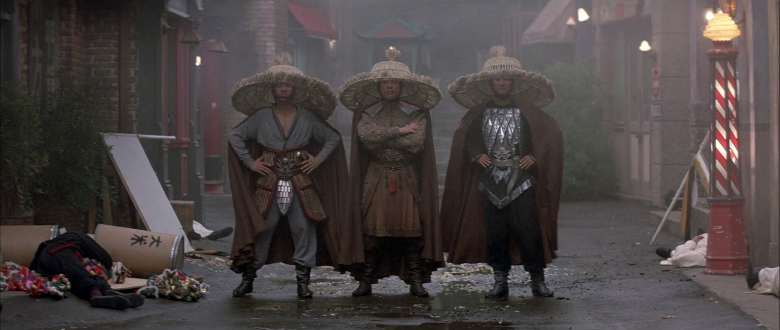 High Resolution Wallpaper | Big Trouble In Little China 1600x678 px