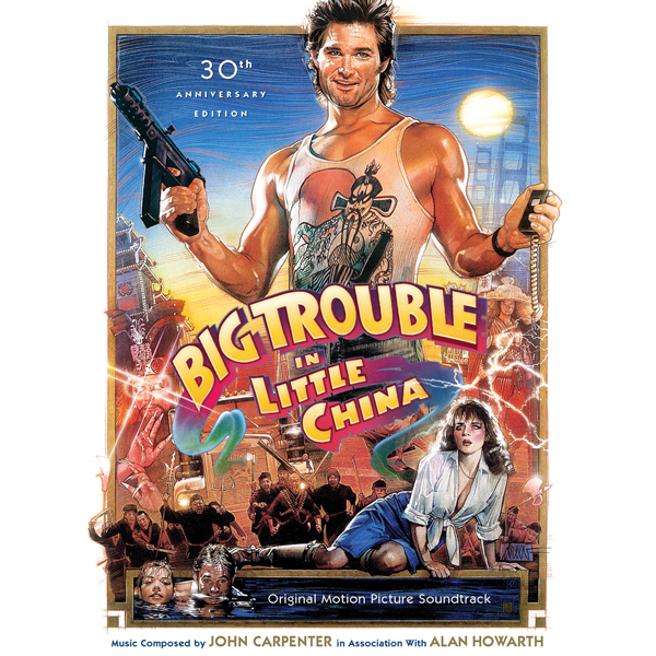 Nice wallpapers Big Trouble In Little China 600x600px