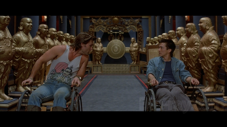 HD Quality Wallpaper | Collection: Movie, 728x409 Big Trouble In Little China