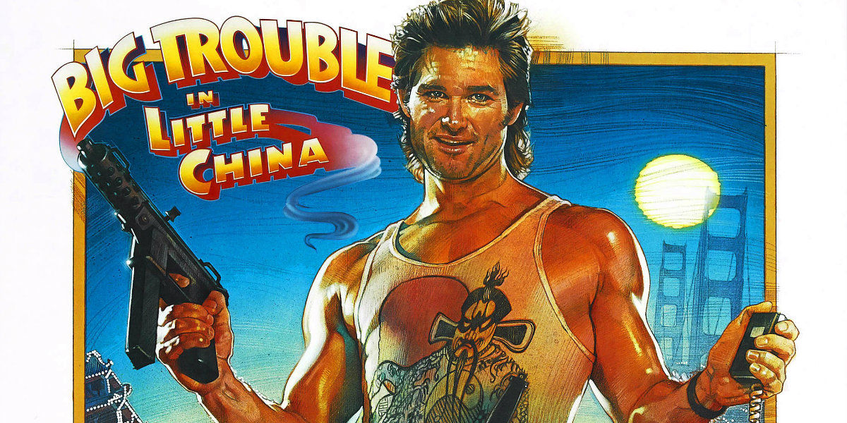High Resolution Wallpaper | Big Trouble In Little China 1200x600 px