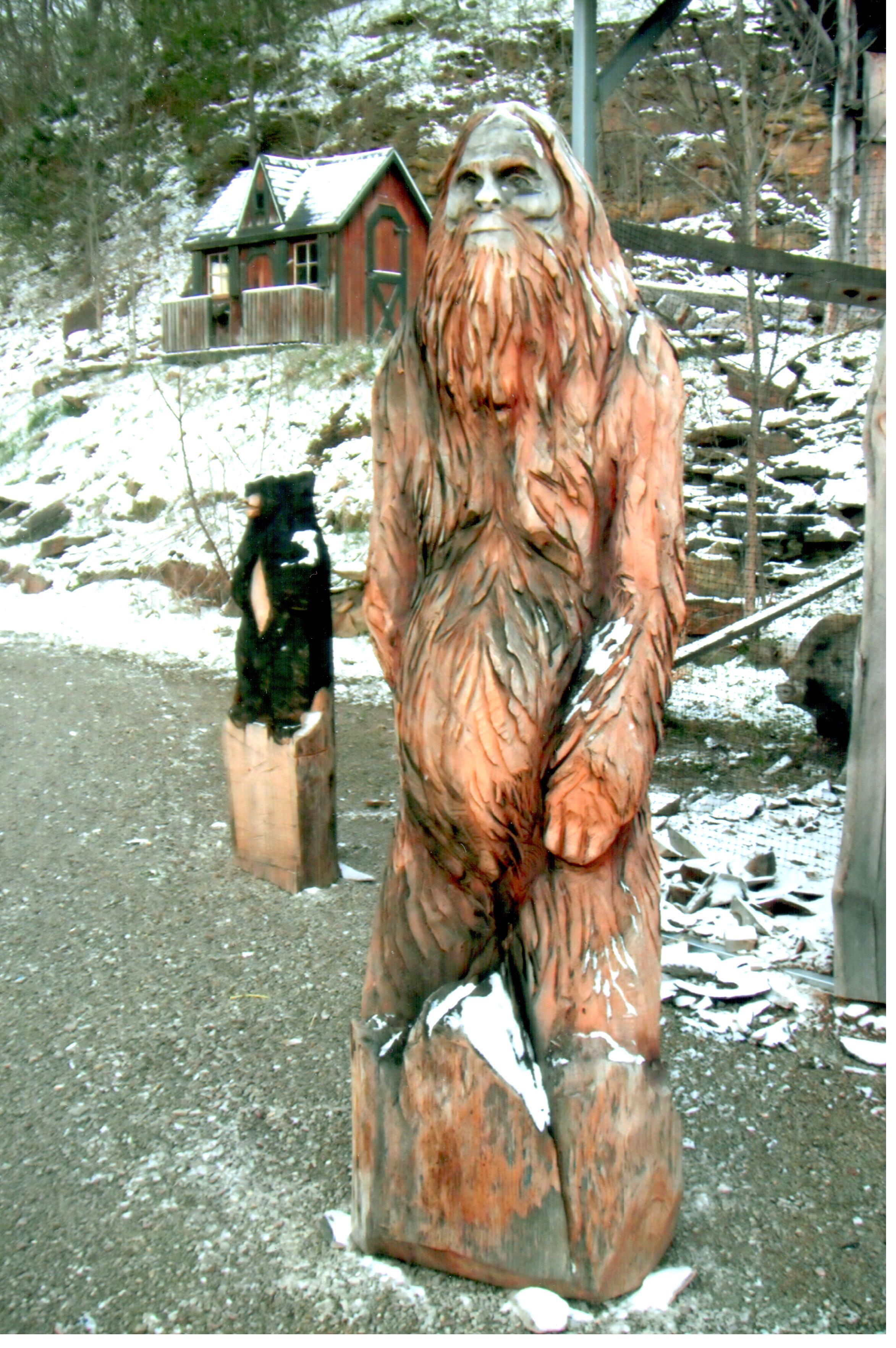 Images of Bigfoot | 2346x3528