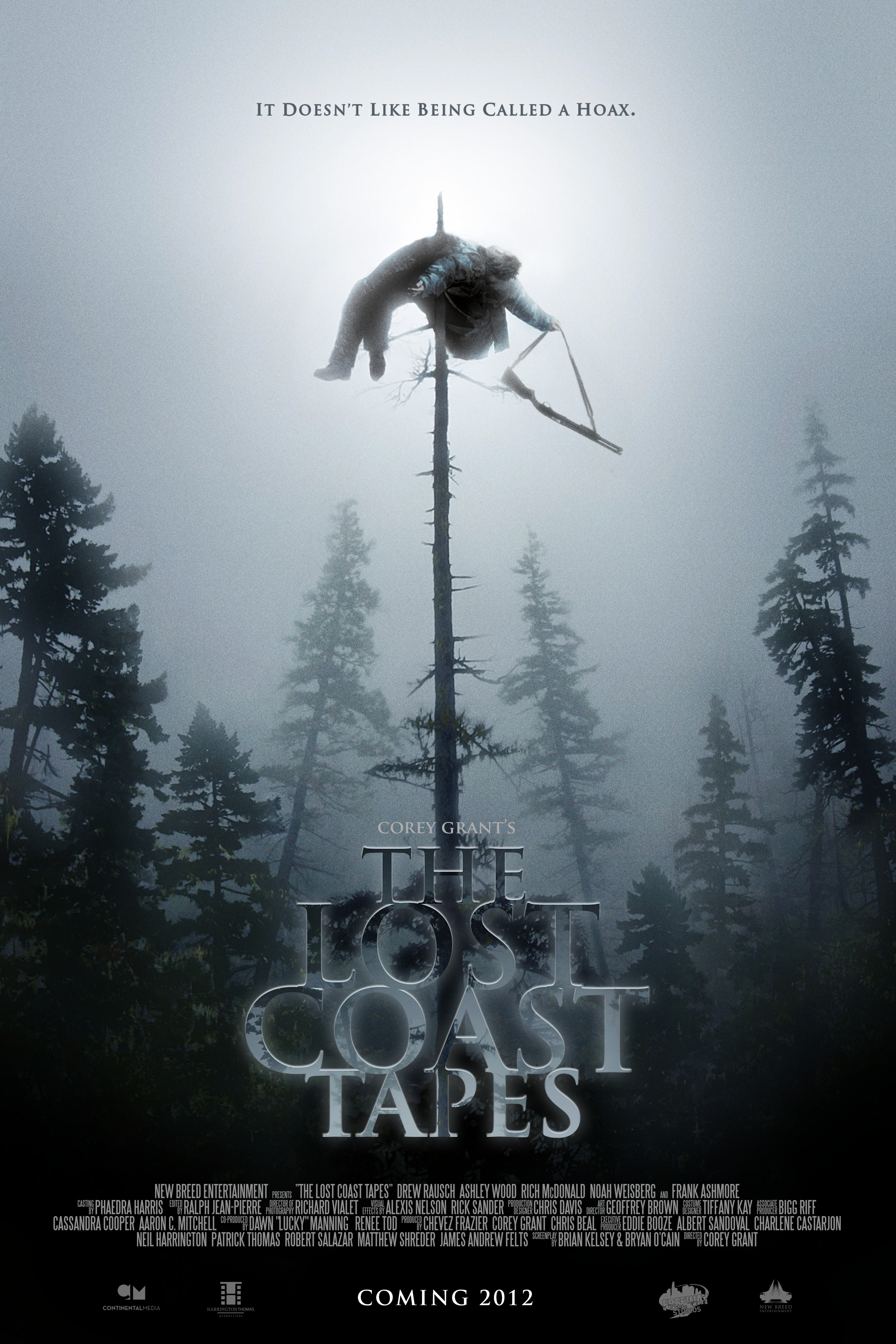 3000x4500 > Bigfoot: The Lost Coast Tapes Wallpapers