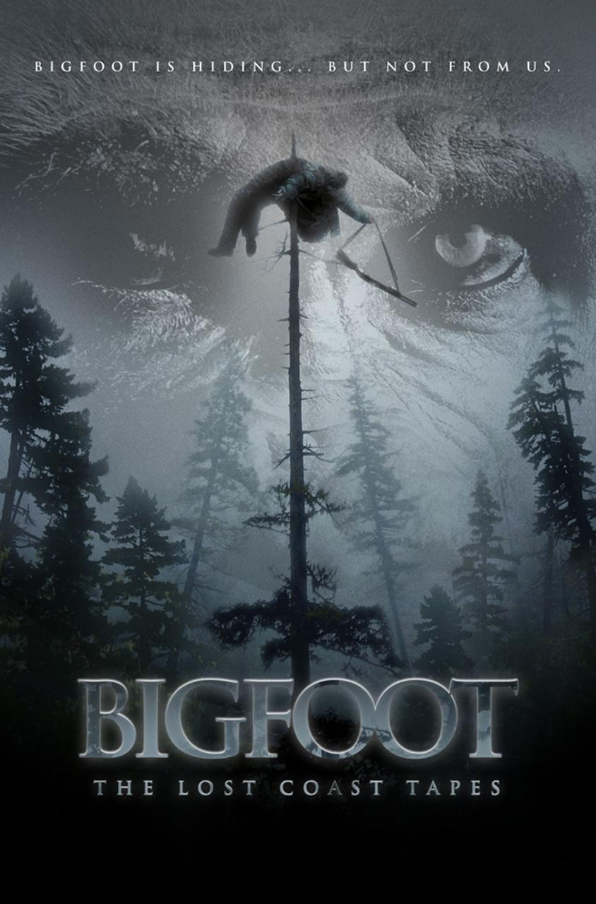 844x1280 > Bigfoot: The Lost Coast Tapes Wallpapers