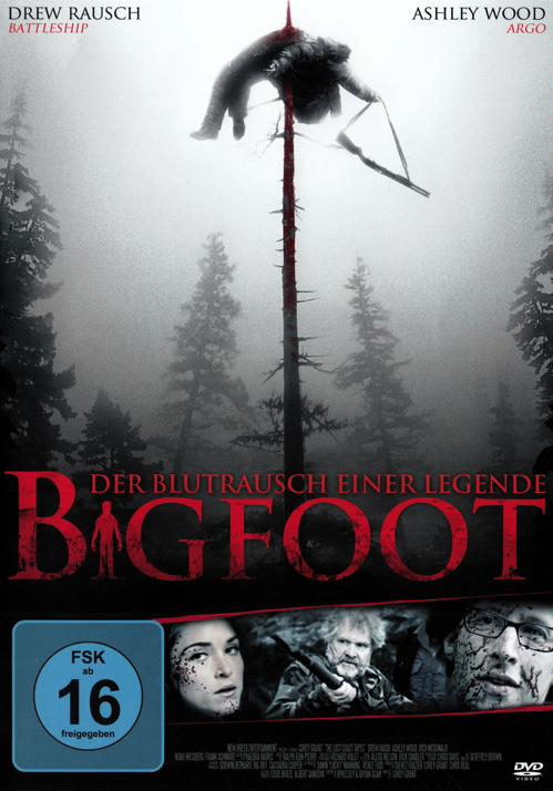 499x714 > Bigfoot: The Lost Coast Tapes Wallpapers