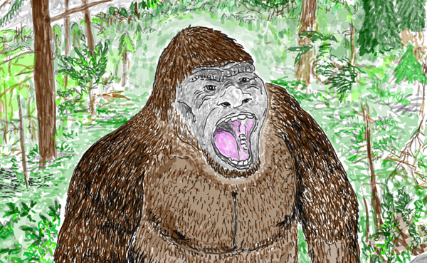 600x369 > Bigfoot Wallpapers