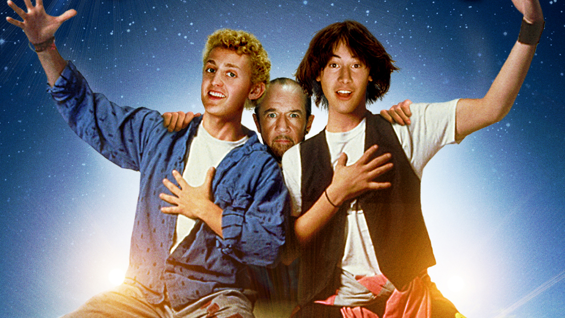 HQ Bill & Ted's Excellent Adventure Wallpapers | File 1911.45Kb