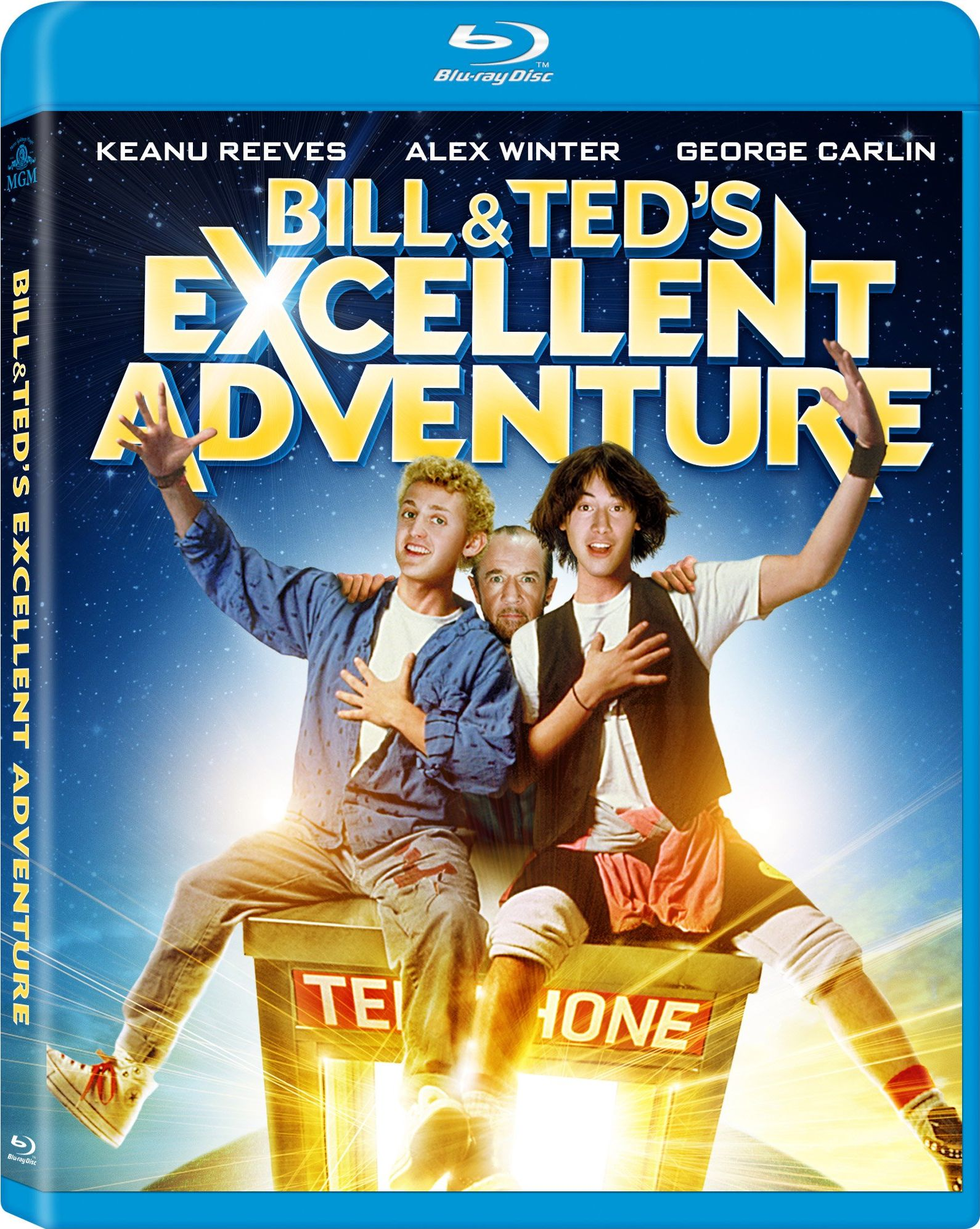 Amazing Bill & Ted's Excellent Adventure Pictures & Backgrounds