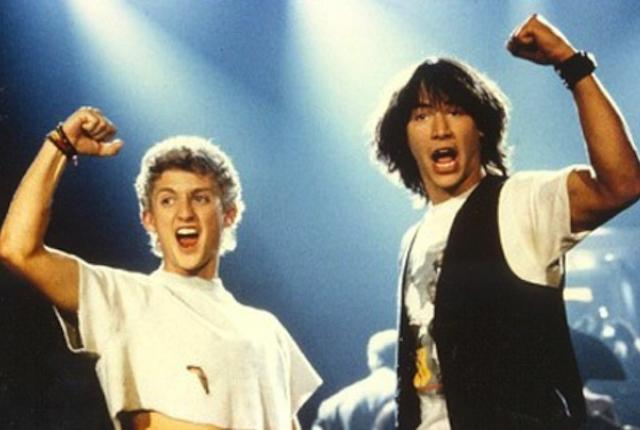 HQ Bill & Ted's Excellent Adventure Wallpapers | File 32.82Kb