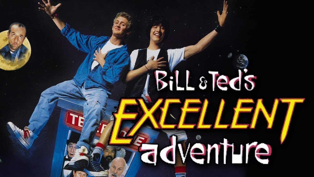 High Resolution Wallpaper | Bill & Ted's Excellent Adventure 1280x720 px