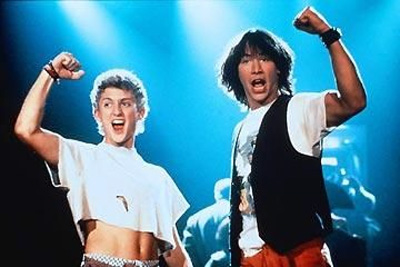 Bill & Ted's Excellent Adventure Backgrounds, Compatible - PC, Mobile, Gadgets| 400x267 px