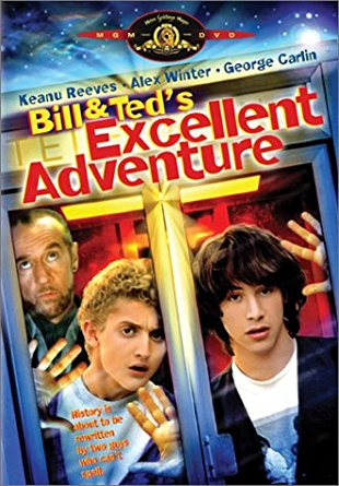 Images of Bill & Ted's Excellent Adventure | 310x445