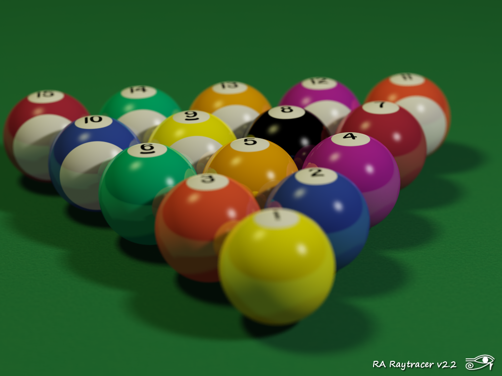 Nice Images Collection: Billard Desktop Wallpapers