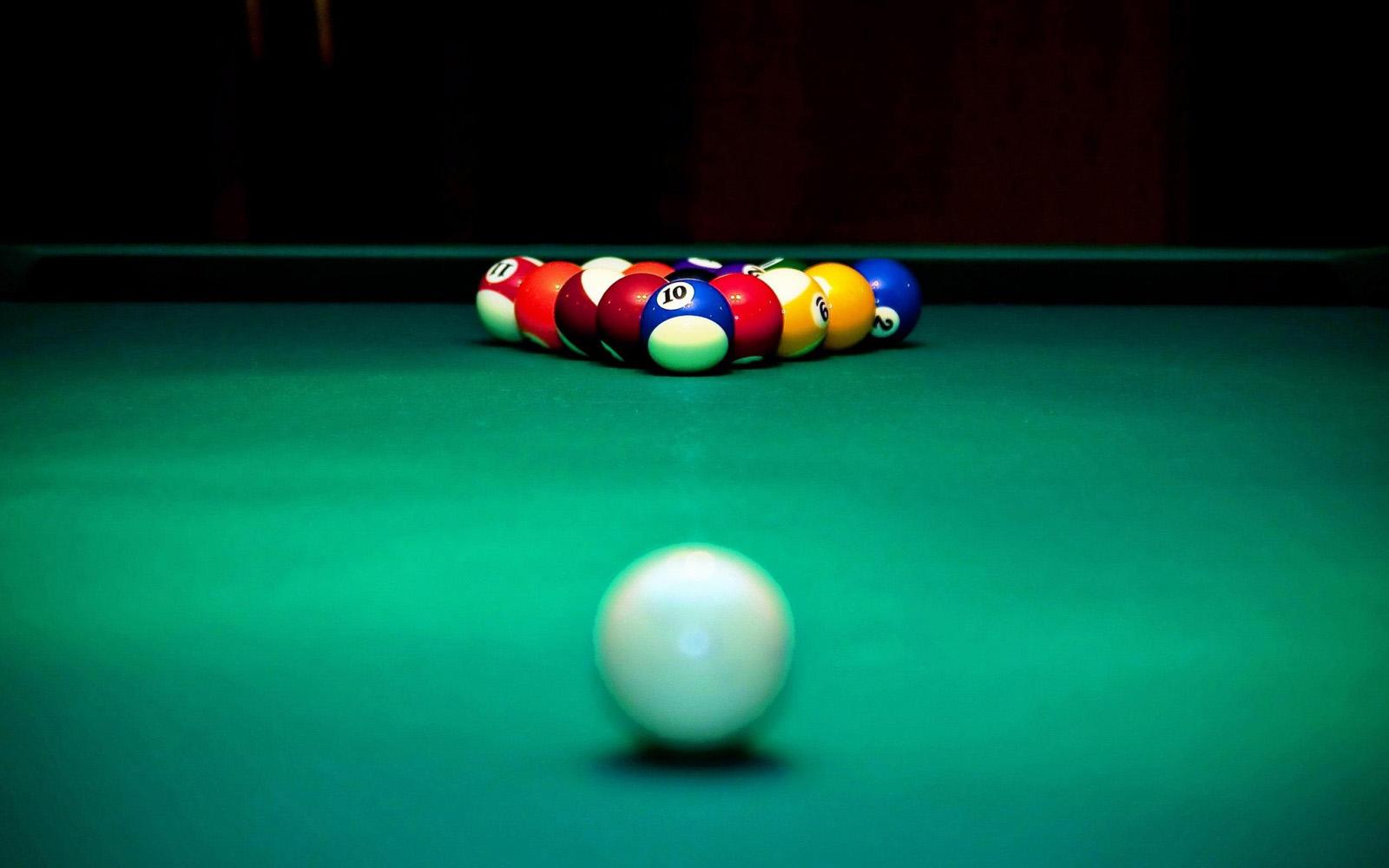 Billiard Pics, Game Collection