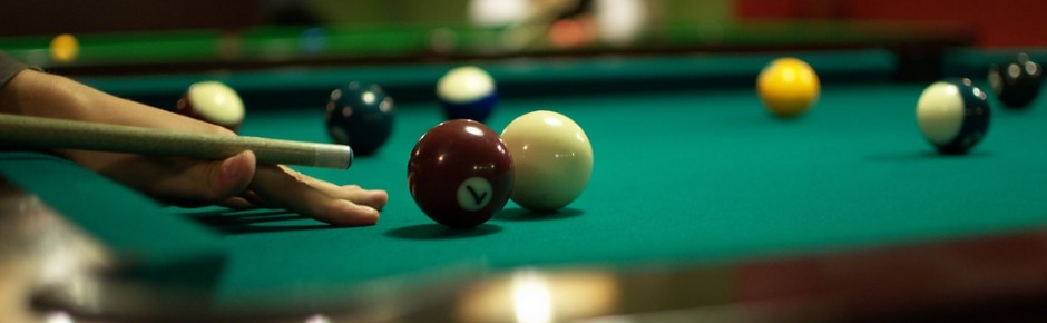 High Resolution Wallpaper | Billiard 940x290 px