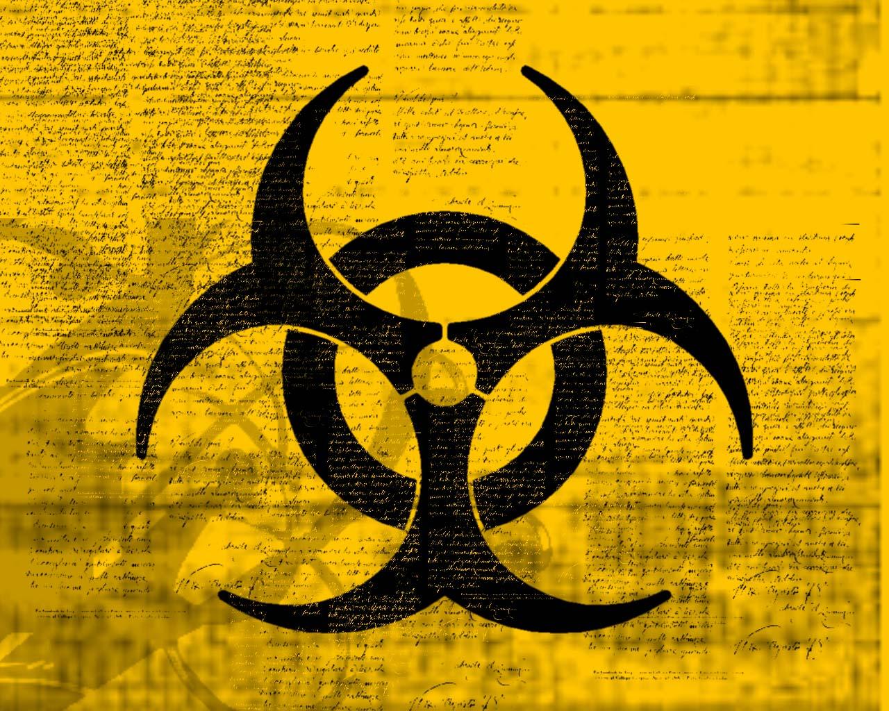 Nice wallpapers Biohazard 1280x1024px