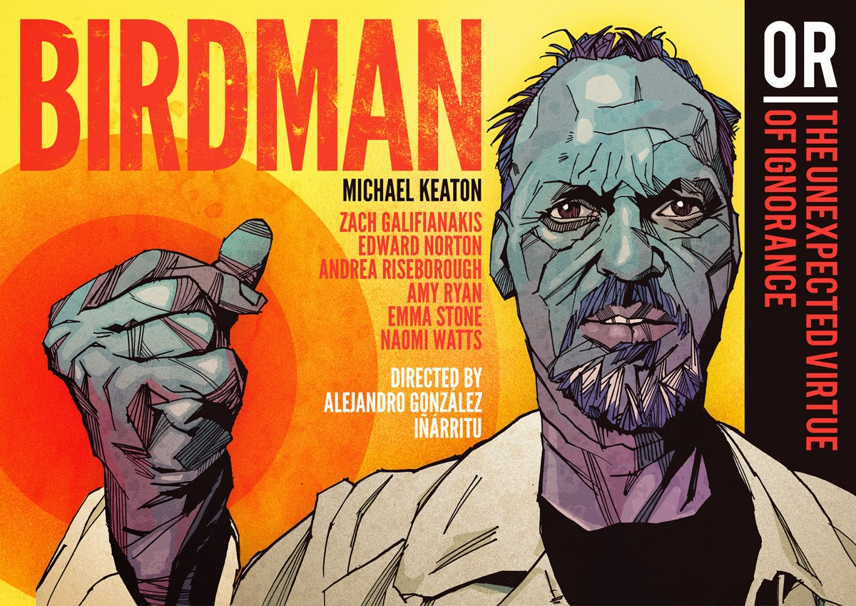 HQ Birdman Wallpapers | File 358.05Kb