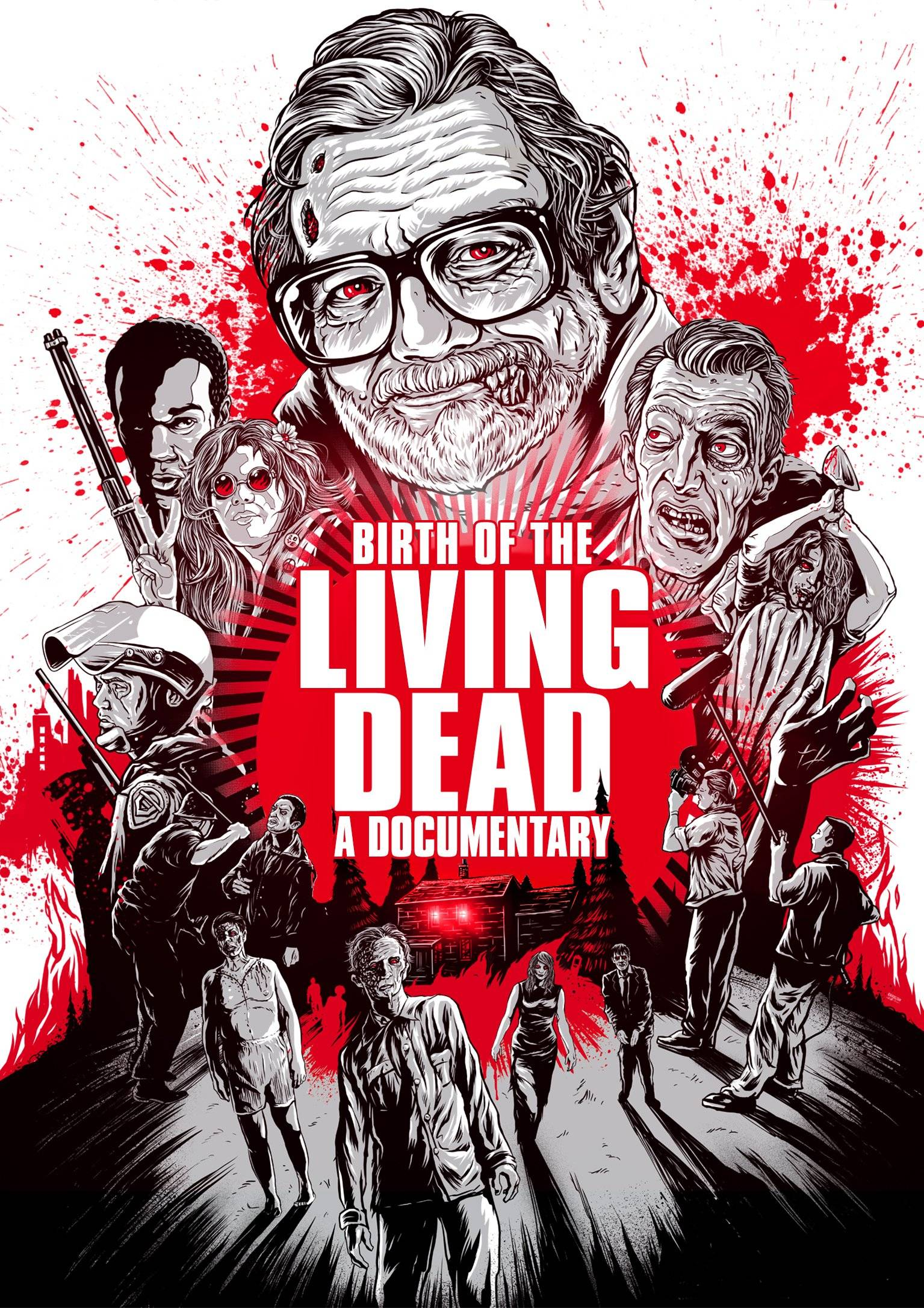 Birth Of The Living Dead High Quality Background on Wallpapers Vista