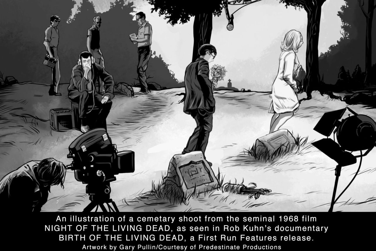 Amazing Birth Of The Living Dead Pictures & Backgrounds